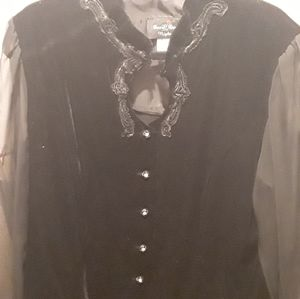 david rose night Tops - Gothic shirt